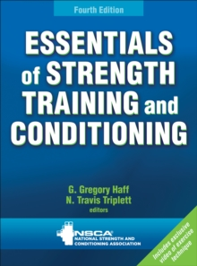 Essentials of Strength Training and Conditioning, Mixed media product Book