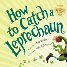 How to Catch a Leprechaun, Hardback Book