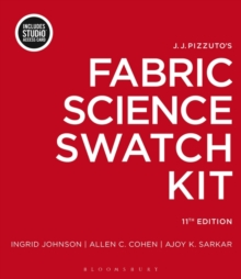 J.J. Pizzuto's Fabric Science Swatch Kit : Bundle Book + Studio Access Card, Multiple copy pack Book