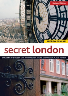 Secret London, Rev Edn, Paperback Book