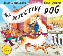 The Detective Dog, Paperback Book