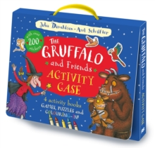 The Gruffalo and Friends Activity Case, Multiple copy pack Book