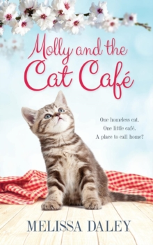Molly and the Cat Cafe, Paperback Book