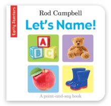 Early Starters: Let's Name!, Book Book