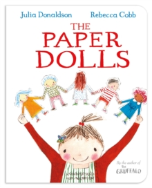 The Paper Dolls, Board book Book