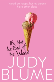 It's Not the End of the World, Paperback Book