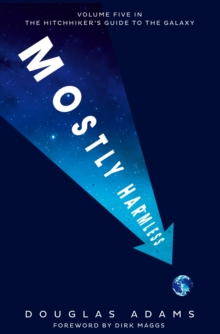 Mostly Harmless, Paperback Book