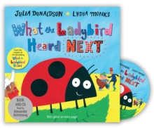 What the Ladybird Heard Next, Mixed media product Book