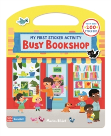 Busy Bookshop: My First Sticker Activity, Paperback Book