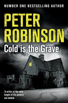 Cold is the Grave, Paperback Book