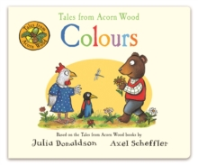 Tales from Acorn Wood: Colours, Book Book