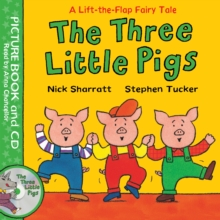 The Three Little Pigs, Mixed media product Book