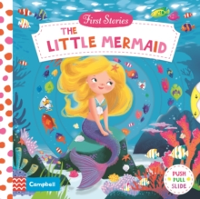 The Little Mermaid, Board book Book