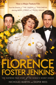 Florence Foster Jenkins, Paperback Book
