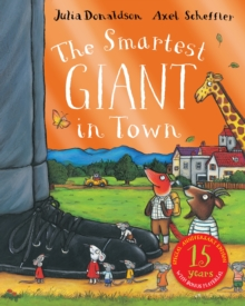 The Smartest Giant 15th Anniversary Edition, Paperback Book
