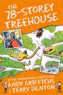 The 78-Storey Treehouse, Paperback Book