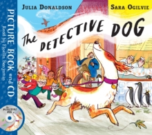 The Detective Dog, Mixed media product Book