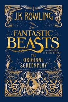 FANTASTIC BEAST & WHERE TO FIND THEM LP, Paperback Book