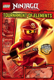 Tournament of Elements : Graphic Novel Book 1, Paperback Book