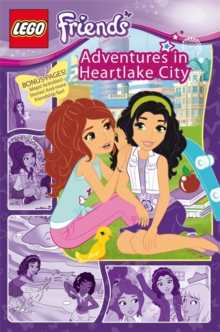 Adventures in Heartlake City, Paperback Book