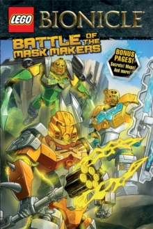 Battle of the Mask Makers : Graphic Novel Book 2, Paperback Book