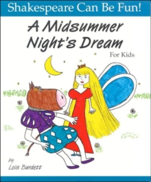 """Midsummer Night's Dream"" for Kids, Paperback Book"