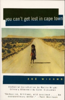 You Can't Get Lost in Cape Town, Paperback Book