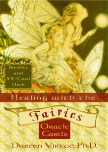 Healing With The Fairies Oracle Cards, Cards Book