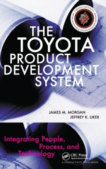 The Toyota Product Development System, Hardback Book