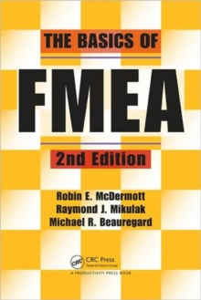The Basics of FMEA, Paperback Book