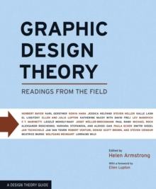 Graphic Design Theory : Readings from the Field, Paperback Book