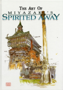 The Art of Spirited Away, Hardback Book
