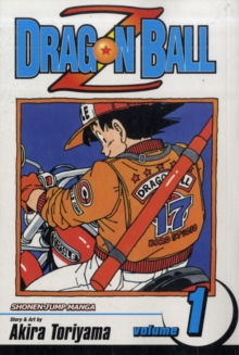 Dragon Ball Z, Vol. 1, Paperback Book