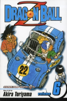 Dragon Ball Z, Vol. 6, Paperback Book