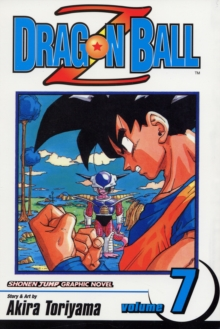 Dragon Ball Z, Vol. 7, Paperback Book