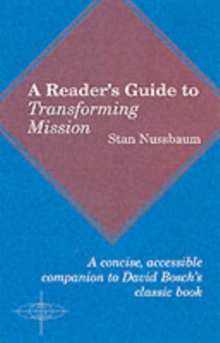 A Reader's Guide to Transforming Mission, Paperback Book
