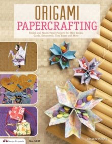 Origami Papercrafting, Paperback Book