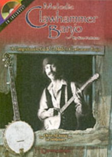 Melodic Clawhammer Banjo, Paperback Book