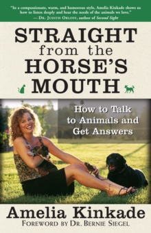 Straight from the Horse's Mouth : How to Talk to Animals and Get Answers, Paperback Book