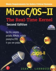 MicroC/OS II : The Real Time Kernel, Hardback Book