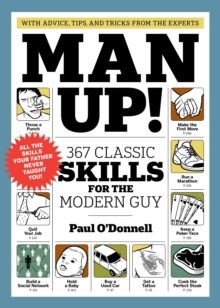 Man Up!, Paperback Book