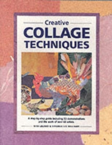 Creative Collage Techniques, Paperback Book