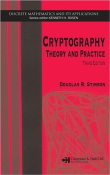 Cryptography : Theory and Practice, Hardback Book