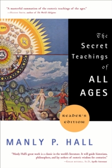 The Secret Teachings of All Ages, Paperback Book