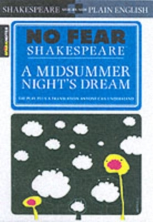 A Midsummer Night's Dream (No Fear Shakespeare), Paperback Book