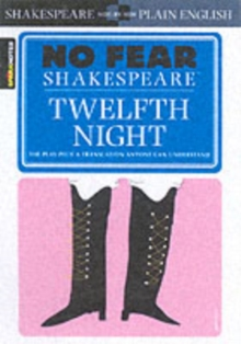 Twelfth Night (No Fear Shakespeare), Paperback Book