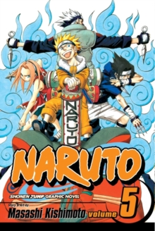 Naruto, Vol. 5, Paperback Book