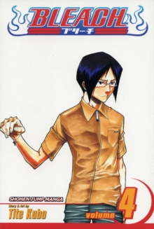 Bleach, Vol. 4, Paperback Book