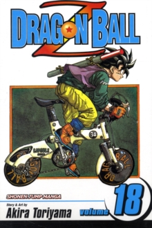Dragon Ball Z, Vol. 18, Paperback Book