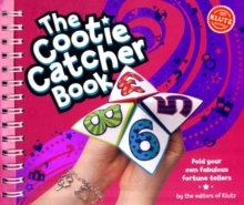 The Cootie Catcher Book, Mixed media product Book